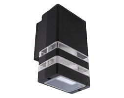 Lampa zewnętrzna ścienna RIO I Nowodvorski aluminium pc tworzywo sztuczne czarny 4423