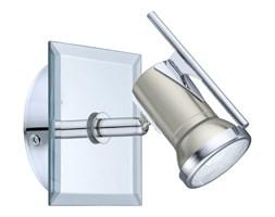 Kinkiet LED TAMARA 1 Eglo styl nowoczesny stal nierdzewna lustro nikiel chrom 94981