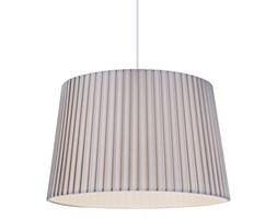 Lampa wisząca METALIC Globo styl nowoczesny, tkanina, plastik, grafitowy 21691H