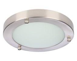 Plafon Umbra Azzardo styl nowoczesny szkło aluminium