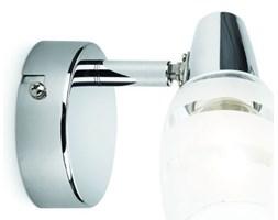Kinkiet Hemlock Philips styl nowoczesny metal szkło chrom srebrny 5028011E7