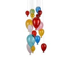 Lampa Wisząca Balloon Azzardo metal szkło wielokolorowy MD50150-4