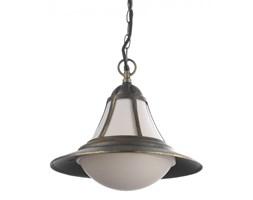 Lampa zewnętrzna sufitowa Provence Philips styl nowoczesny aluminium tworzywo sztuczne czarny 152164216