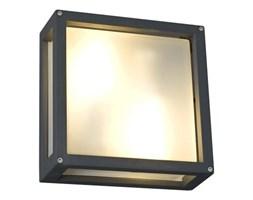 Lampa zewnętrzna ścienna INDUS Nowodvorski aluminium czarny 4440
