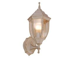 Lampa zewnętrzna ścienna NYX I Globo styl rustykalny aluminium