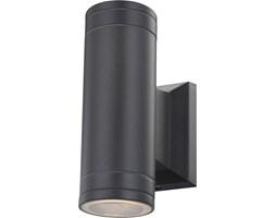 Lampa zewnętrzna ścienna GANTAR II Globo aluminium szary antracyt 32028-2