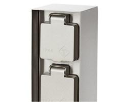 Lampa zewnętrzna Rock Philips styl nowoczesny stal nierdzewna inox srebrny 171084746