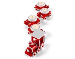 Świecznik Pociąg świąteczny(5 części)