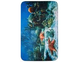 Dywaniki łazienkowe Rafa koralowa, pianka memory