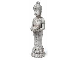 Figura dekoracyjna Budda z miejscem na świecę