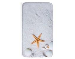Dywaniki łazienkowe Plaża, pianka memory