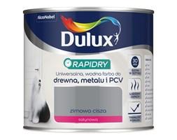 Emalia akrylowa Dulux Rapidry zimowa cisza 0,4 l