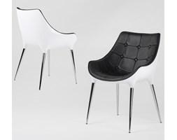 Krzesło King Bath Philippe Passion czarno-białe kod: EV-KA-051 - do kupienia: www.superwnetrze.pl