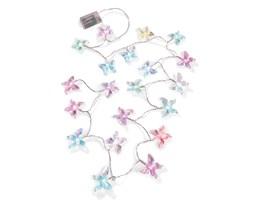 Łańcuch z lampkami LED Motyle