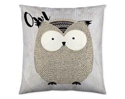 Dekoria Poszewka Owl 45x45cm, 45 × 45 cm