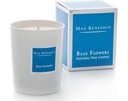 Świeca Blue Flowers