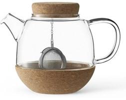 Dzbanek do zaparzania herbaty Cortica