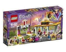 Klocki LEGO  Juniors 41349 Wyścigowa restauracja