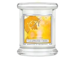 Kringle Candle - Clearwater Creek - mini, klasyczny słoik (128g)