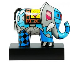 "Figurka ""Great India 2"" Romero Britto Goebel"