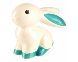 Figurka Bunny de luxe Turquoise Cute Bunny Goebel