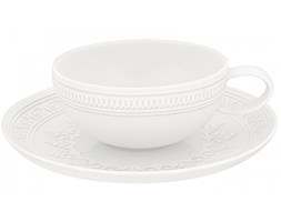 Filiżanka do herbaty ze spodkiem Ornament Vista Alegre wzór 2
