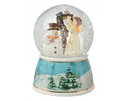 Kula śnieżna pozytywka Christmas Goebel
