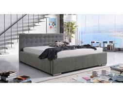 Łóżko tapicerowane Barcelona 180/200 - szare