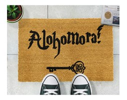 4620f928 Wycieraczka z naturalnego kokosowego włókna Artsy Doormats Alohomora, 40x60  cm