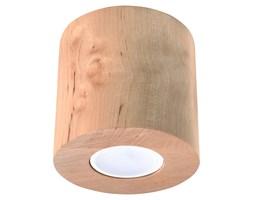 SOLLUX Nowoczesny Skandynawski Design Plafon Sufitowy ORBIS Drewno Sollux Lighting
