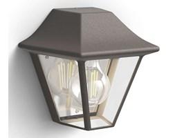 Lampa zewnętrzna ścienna Curassow II Philips styl nowoczesny aluminium tworzywo sztuczne brązowy 1738543PN