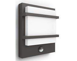 Lampa zewnętrzna ścienna LED Petronia - IR Philips styl nowoczesny aluminium tworzywo sztuczne antracyt 1739593P0