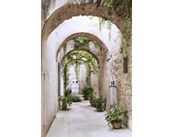 Fototapeta F3189 - Stary korytarz zamkowy