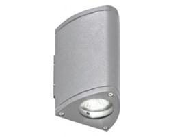 Lampa Zewnętrzna Ścienna Luca Azzardo styl nowoczesny aluminium