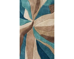 Dywan Flair Rugs Splinter Teal, 120x170 cm