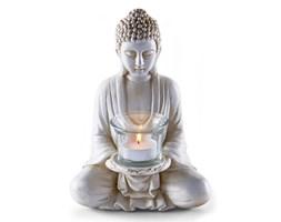 Świecznik na świecę podgrzewacz Budda
