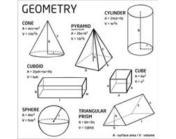 Nakładka metalowa na front Figury geometryczne Young Users Eco