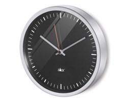 Zegar ścienny okrągły Durata czarny