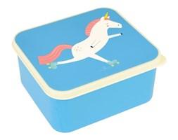 7f0e58cd8efa1 Niebieski pojemnik na lunch z jednorożcem Rex London Magical Unicorn