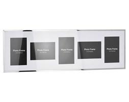 Ramka ścienna na 5 zdjęć 10x15 – biała