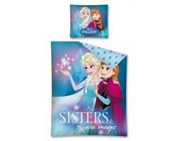 Pościel bawełniana 140x200 Frozen 4856 Sisters are magic FRO 12 DC Detexpol