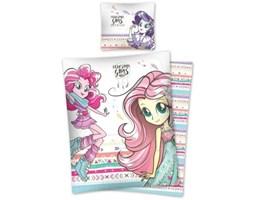 Pościel bawełniana 160x200 Kucyki Pony My Little Equestria Girls EG08 6850