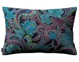 Dekoria Poszewka Kinga na poduszkę prostokątną, wielokolorowy paisley, 60 × 40 cm, Velvet