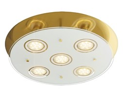 Rabalux 2256 - LED Plafon NAOMI 5xGU10/5W/230V