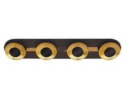 Rabalux 2554 - LED Plafon BRIGITTE 4xLED/5W/230V brązowy