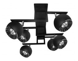 Lampa sufitowa KULA P6 BK/CH