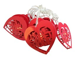 LED Oświetlenie dekoracyjne HEART LED/2xAA