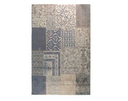 SENON Carpet 160x230 Chenille Blue