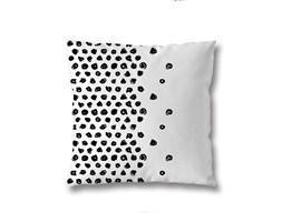 Poszewka Dots, 40x40 cm, biały