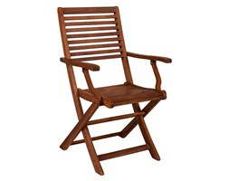 Granatowe Krzesła ogrodowe – modne wyposażenie wnętrz na Homebook.pl